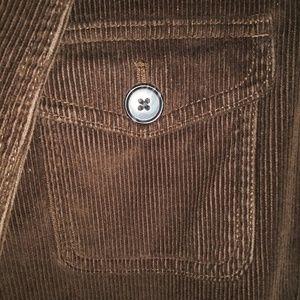 Lands' End Suits & Blazers - Land's End brown corduroy sports jacket